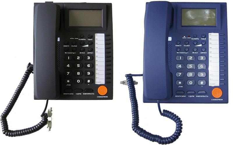 телефонный аппарат кхт-3081 инструкция